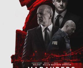 MARAUDERS Special Screening – Lionsgate – Emmett Furla Oasis Films – Grindstone Entertainment