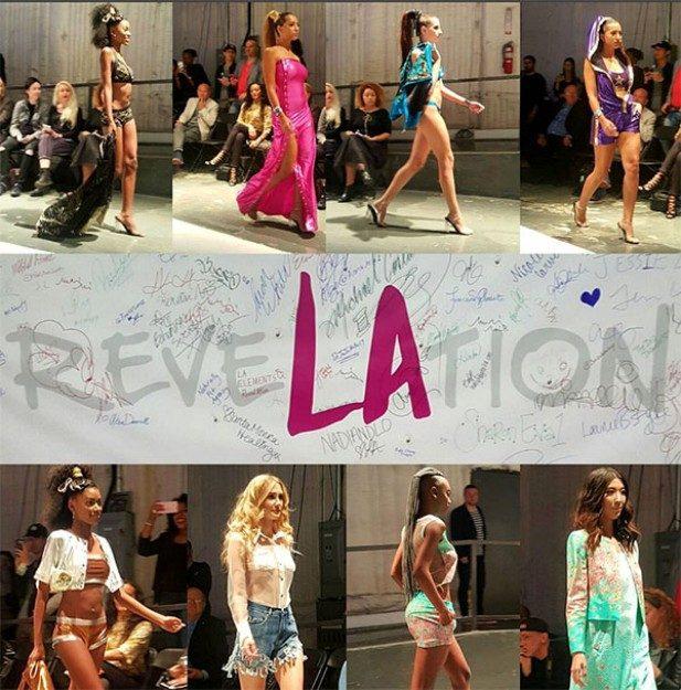 LA POST: 2016 ReveLAtion LA Fashion Market Full Of Surprises