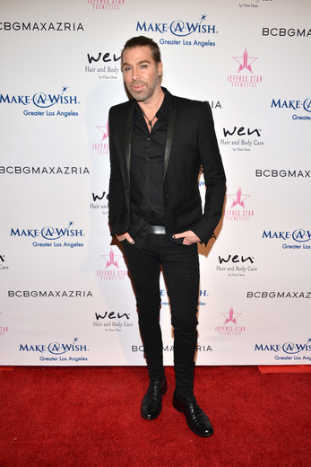 Chaz Dean sponsors charity event
