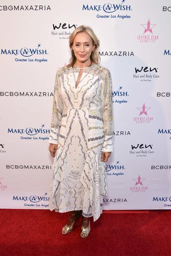 Lubov Azria BCBGMAXAZRIA LA Fashion Show