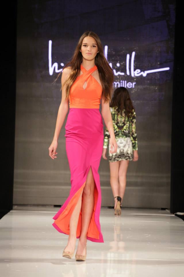 Nicole Miller Fashion Show LA