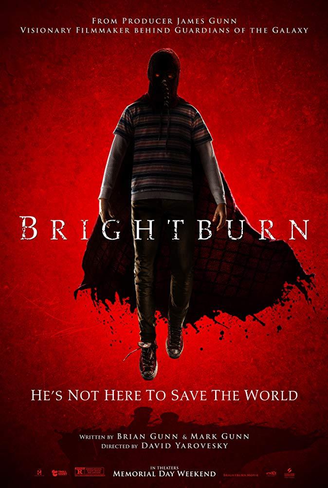 BRIGHTBURN Poster Logo