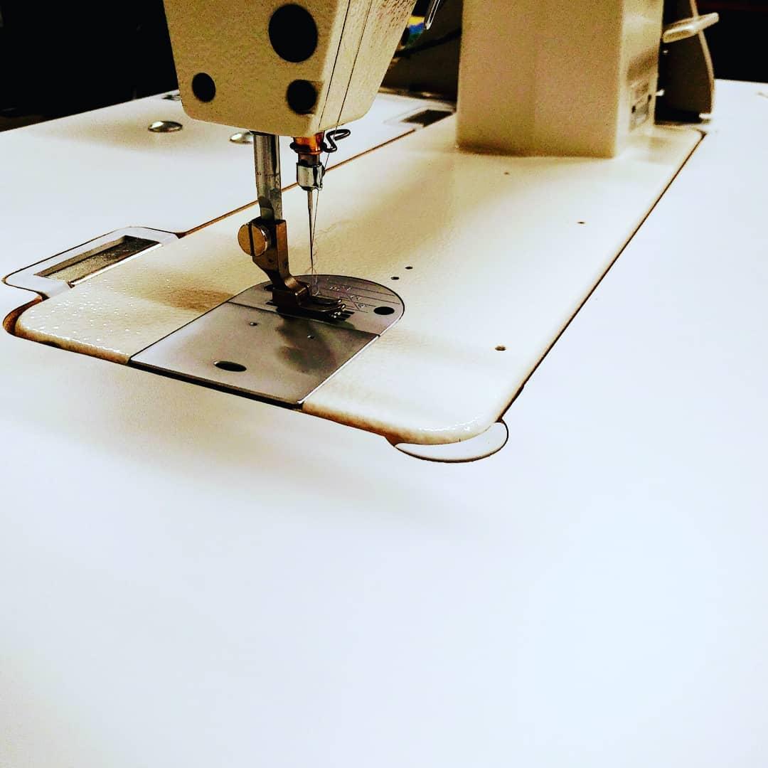 Sewing Machine Shot